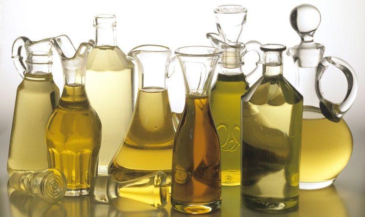 Arten von Ölen